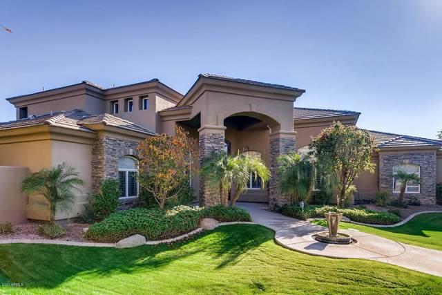 4253 W Kitty Hawk, Chandler, AZ 85226 (MLS #6085019) :: The Daniel Montez Real Estate Group