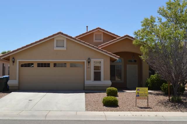 676 Temple Drive, Sierra Vista, AZ 85635 (MLS #6085022) :: Brett Tanner Home Selling Team