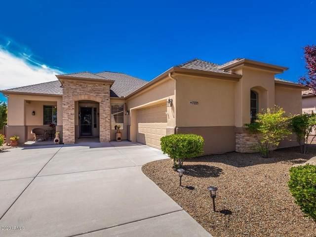 7225 E Cozy Camp Drive, Prescott Valley, AZ 86314 (MLS #6085036) :: Brett Tanner Home Selling Team