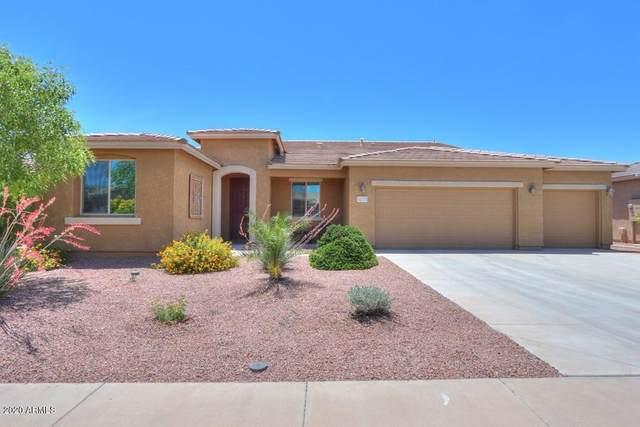 42157 W Baccarat Drive, Maricopa, AZ 85138 (MLS #6085042) :: Brett Tanner Home Selling Team