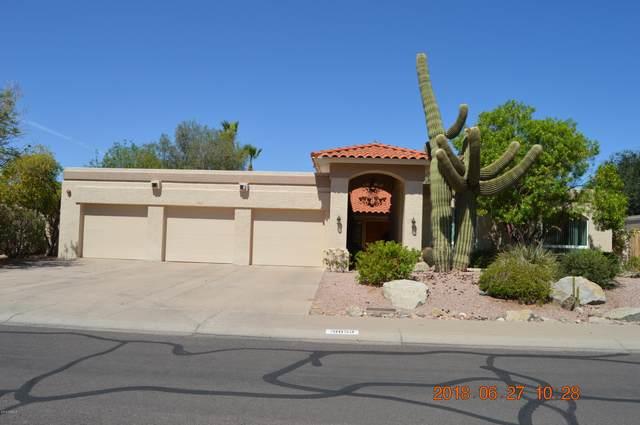 10853 E Palomino Road, Scottsdale, AZ 85259 (MLS #6085044) :: Brett Tanner Home Selling Team