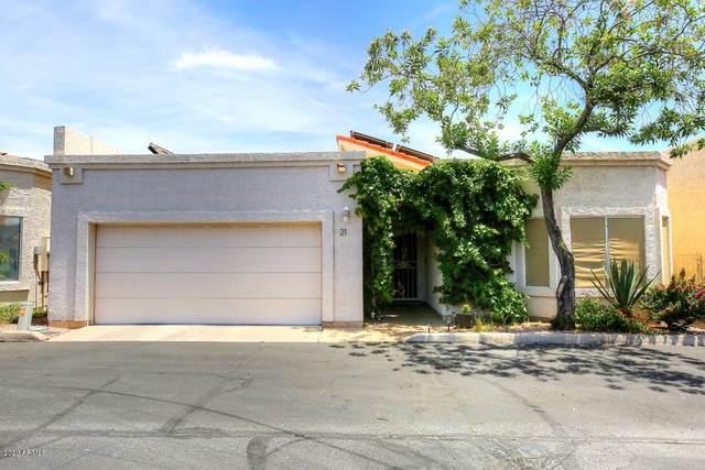 2647 N Miller Road #21, Scottsdale, AZ 85257 (MLS #6085048) :: Conway Real Estate