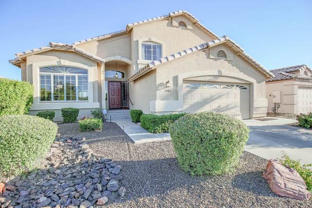 2207 E Edna Avenue, Phoenix, AZ 85022 (MLS #6085066) :: Arizona 1 Real Estate Team