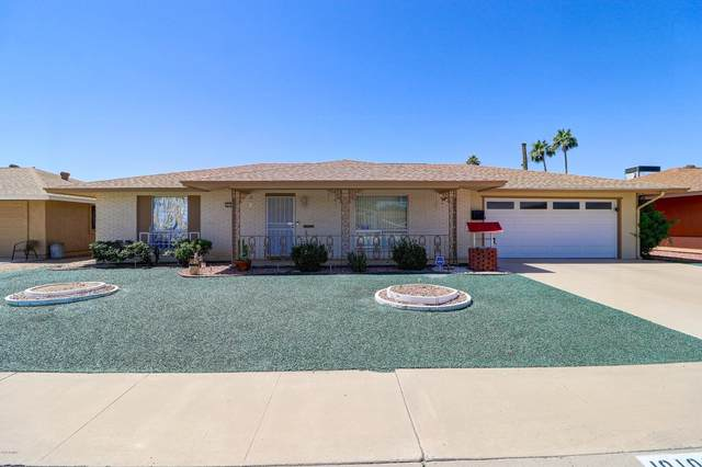 10109 W Cameo Drive, Sun City, AZ 85351 (MLS #6085112) :: The Everest Team at eXp Realty