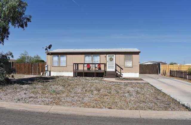 16340 S Lunar Road, Arizona City, AZ 85123 (MLS #6085141) :: The Laughton Team