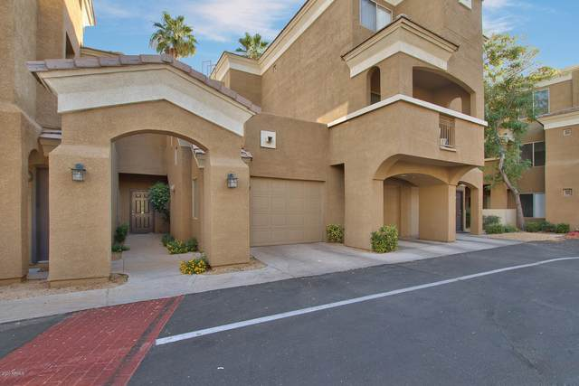 4644 N 22nd Street #2029, Phoenix, AZ 85016 (MLS #6085144) :: Conway Real Estate