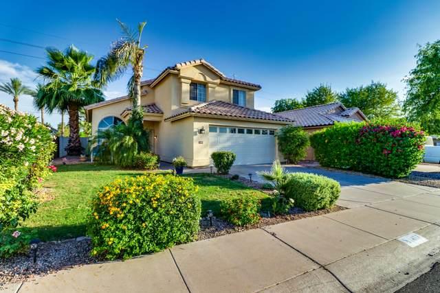 1407 E Cindy Street, Chandler, AZ 85225 (MLS #6085150) :: Homehelper Consultants