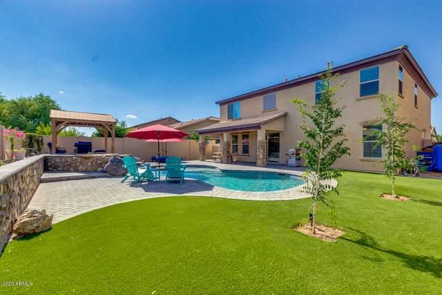 2937 E Isaiah Avenue, Gilbert, AZ 85298 (MLS #6085165) :: Conway Real Estate