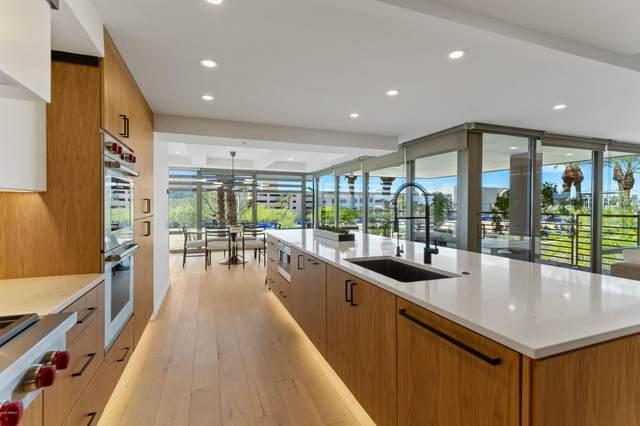 7147 E Rancho Vista Drive #3011, Scottsdale, AZ 85251 (MLS #6085181) :: Brett Tanner Home Selling Team