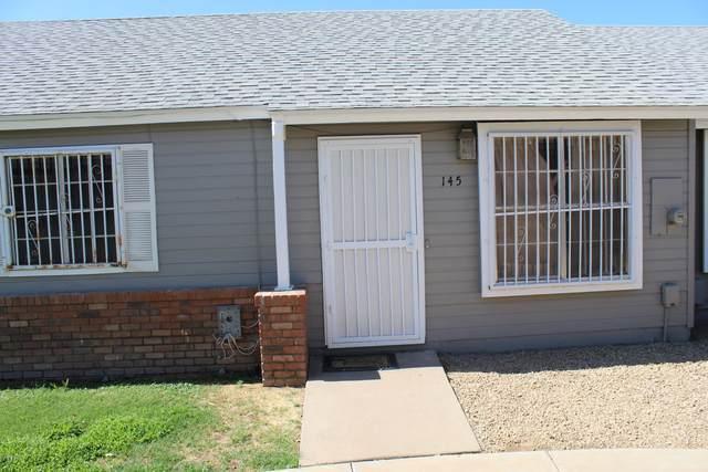 5960 W Oregon Avenue W #145, Glendale, AZ 85301 (MLS #6085184) :: Brett Tanner Home Selling Team
