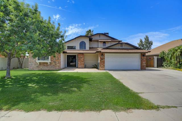 7309 W Cameron Drive, Peoria, AZ 85345 (MLS #6085209) :: The Property Partners at eXp Realty