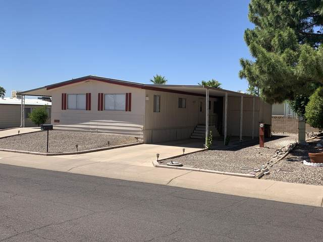 5534 E Player Place, Mesa, AZ 85215 (MLS #6085215) :: Dave Fernandez Team | HomeSmart