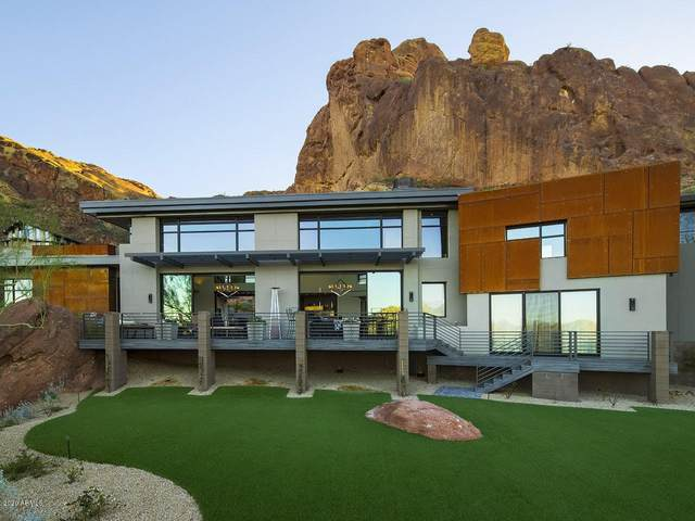 5237 E Solano Drive, Paradise Valley, AZ 85253 (MLS #6085235) :: Power Realty Group Model Home Center
