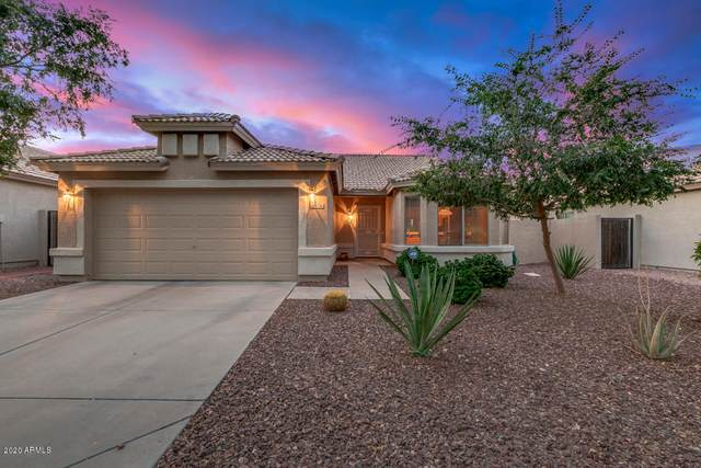 1736 E Beautiful Lane, Phoenix, AZ 85042 (MLS #6085246) :: The W Group