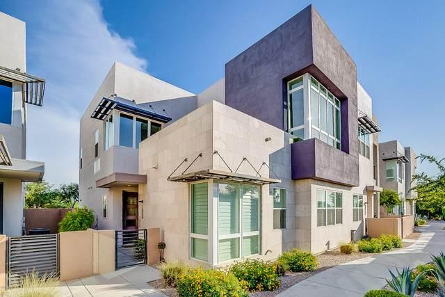 9001 E San Victor Drive #2024, Scottsdale, AZ 85258 (MLS #6085266) :: Brett Tanner Home Selling Team
