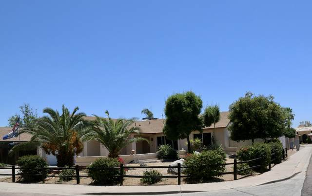 3619 E Morrow Drive, Phoenix, AZ 85050 (MLS #6085271) :: The Laughton Team