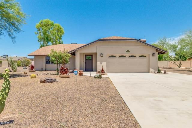 4828 W Soft Wind Drive, Glendale, AZ 85310 (MLS #6085282) :: Devor Real Estate Associates