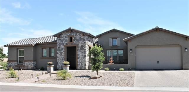 3857 E Fountain Street, Mesa, AZ 85205 (MLS #6085284) :: Klaus Team Real Estate Solutions