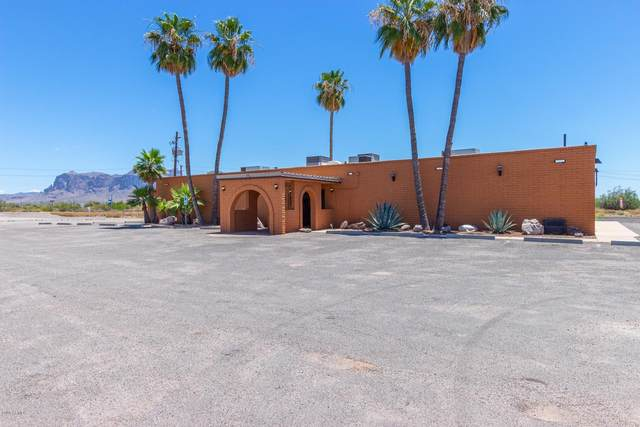 285 N Apache Trail, Apache Junction, AZ 85120 (MLS #6085296) :: Revelation Real Estate