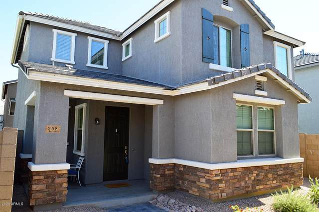 258 N 56TH Place, Mesa, AZ 85205 (MLS #6085306) :: Dave Fernandez Team | HomeSmart