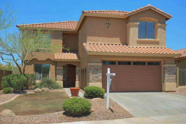 40942 N Wild West Trail, Anthem, AZ 85086 (MLS #6085309) :: The Everest Team at eXp Realty