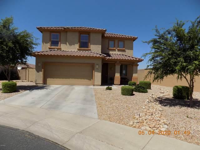 11700 W Mauna Loa Lane, El Mirage, AZ 85335 (MLS #6085310) :: Brett Tanner Home Selling Team