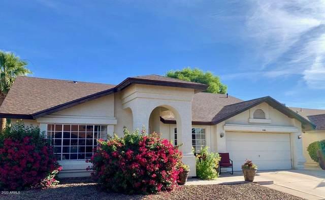 4146 W Villa Linda Drive, Glendale, AZ 85310 (MLS #6085345) :: Brett Tanner Home Selling Team