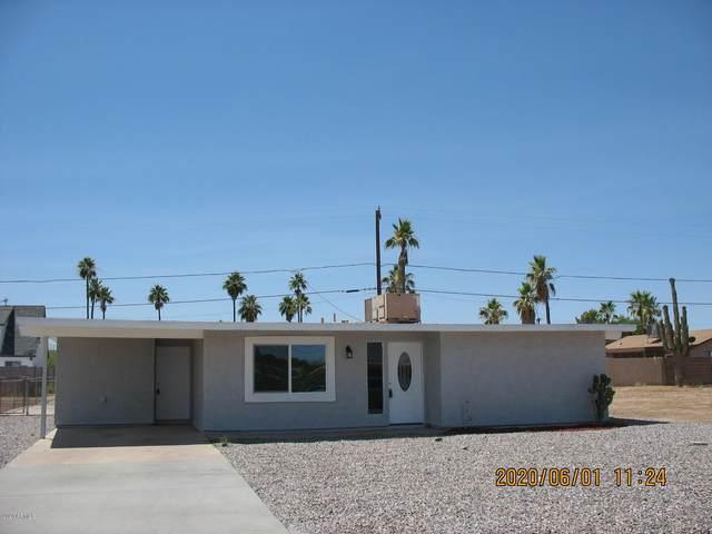 9069 W Coronado Drive, Arizona City, AZ 85123 (MLS #6085354) :: Homehelper Consultants