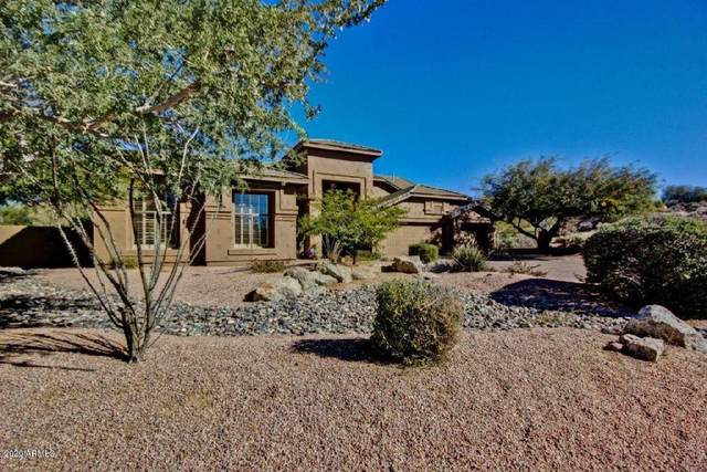 11862 E Chama Road, Scottsdale, AZ 85255 (MLS #6085372) :: Lux Home Group at  Keller Williams Realty Phoenix