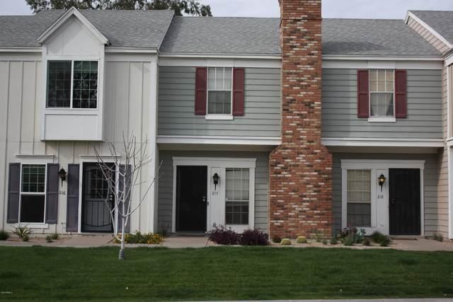 1600 N Saba Street #217, Chandler, AZ 85225 (MLS #6085373) :: Klaus Team Real Estate Solutions