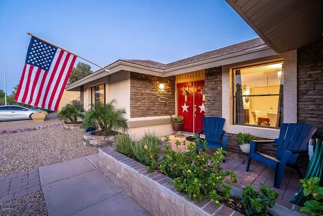 703 W Chilton Street, Chandler, AZ 85225 (MLS #6085381) :: Lux Home Group at  Keller Williams Realty Phoenix