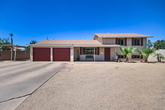 825 W Monterey Place, Chandler, AZ 85225 (MLS #6085383) :: Lucido Agency