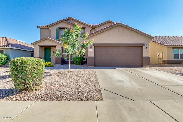 2845 W Mineral Butte Drive, Queen Creek, AZ 85142 (MLS #6085404) :: My Home Group