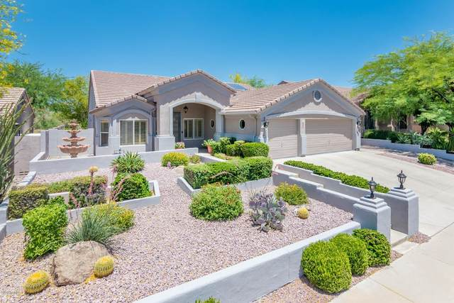4634 E Bajada Road, Cave Creek, AZ 85331 (MLS #6085431) :: Openshaw Real Estate Group in partnership with The Jesse Herfel Real Estate Group