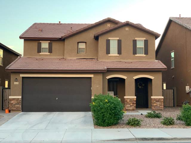 25520 N 121ST Lane, Peoria, AZ 85383 (MLS #6085433) :: Homehelper Consultants
