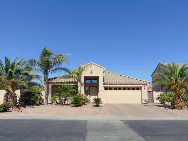1879 N Maria Lane, Casa Grande, AZ 85122 (MLS #6085447) :: Homehelper Consultants