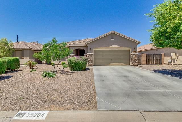 35304 N Murray Grey Drive, San Tan Valley, AZ 85143 (MLS #6085452) :: Power Realty Group Model Home Center