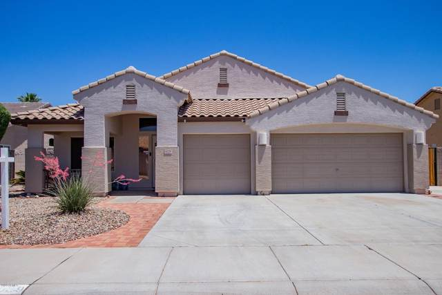 4029 N 141ST Drive, Goodyear, AZ 85395 (MLS #6085454) :: Riddle Realty Group - Keller Williams Arizona Realty