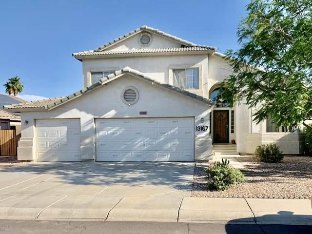 13167 W Tara Lane, Surprise, AZ 85374 (MLS #6085491) :: Brett Tanner Home Selling Team