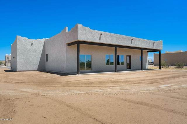 20337 W Morning Vista Drive, Wittmann, AZ 85361 (MLS #6085492) :: Conway Real Estate