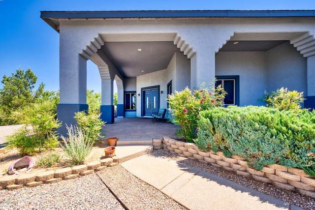 4290 S Silva Drive, Sierra Vista, AZ 85650 (MLS #6085493) :: Openshaw Real Estate Group in partnership with The Jesse Herfel Real Estate Group