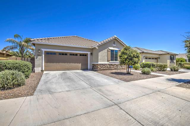 21088 E Creekside Drive, Queen Creek, AZ 85142 (MLS #6085494) :: Conway Real Estate