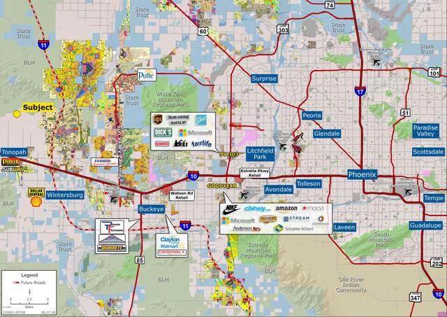 0 N 401st Avenue, Tonopah, AZ 85354 (MLS #6085507) :: Klaus Team Real Estate Solutions