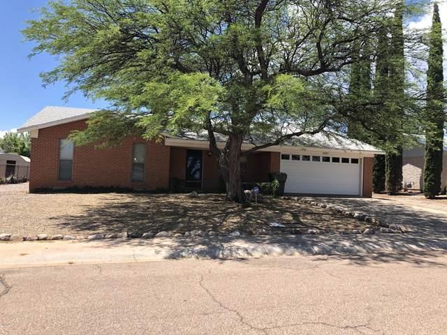 4662 Queens Way Way, Sierra Vista, AZ 85635 (MLS #6085508) :: The Daniel Montez Real Estate Group