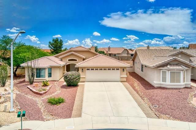 2098 Harwood Circle, Sierra Vista, AZ 85650 (MLS #6085513) :: The Daniel Montez Real Estate Group