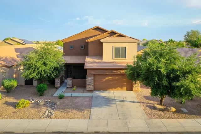 1337 E Martha Drive, Casa Grande, AZ 85122 (MLS #6085515) :: Lux Home Group at  Keller Williams Realty Phoenix