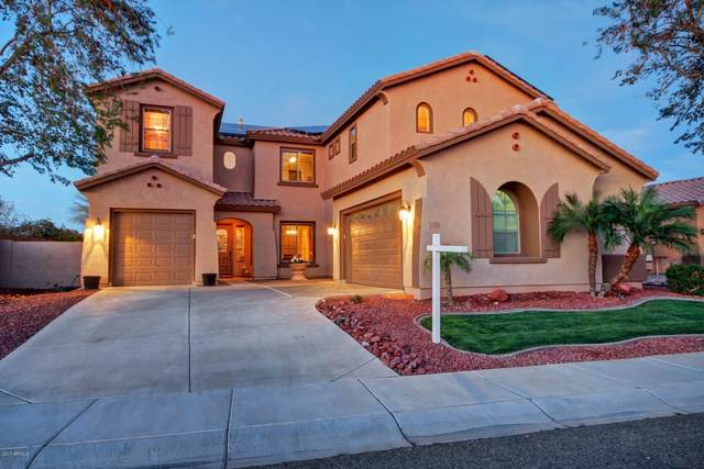 13314 W Mulberry Drive, Litchfield Park, AZ 85340 (MLS #6085529) :: Brett Tanner Home Selling Team