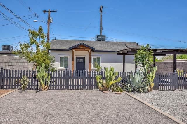 3831 N 8TH Street, Phoenix, AZ 85014 (MLS #6085544) :: My Home Group