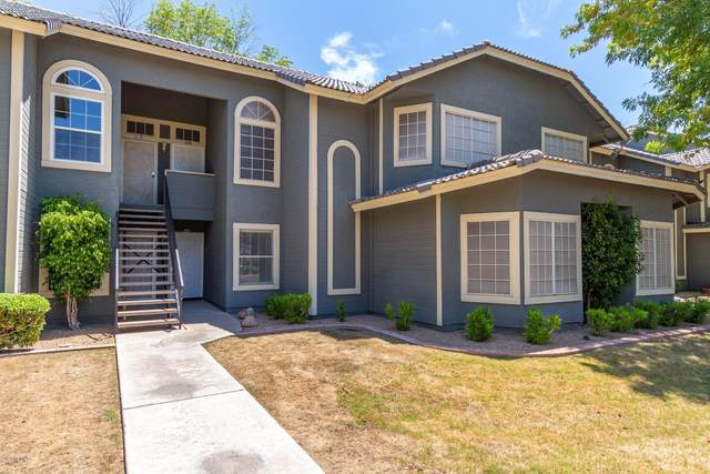255 S Kyrene Road #122, Chandler, AZ 85226 (MLS #6085545) :: My Home Group