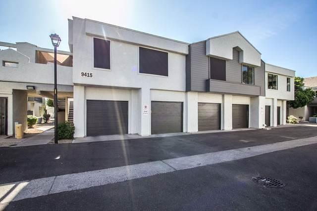 9415 N 59TH Avenue #225, Glendale, AZ 85302 (MLS #6085548) :: Brett Tanner Home Selling Team